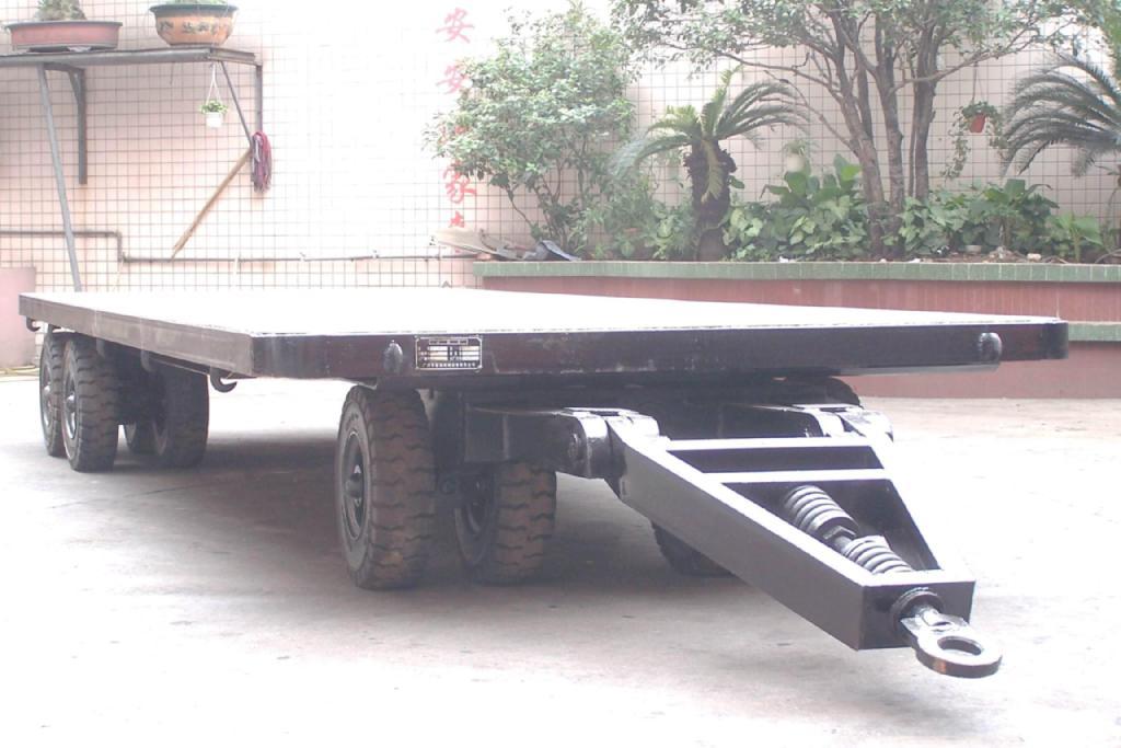 全挂平板拖车 4