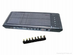 Protable solar laptop charger