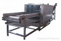Spraying high-pressure cleaning machine