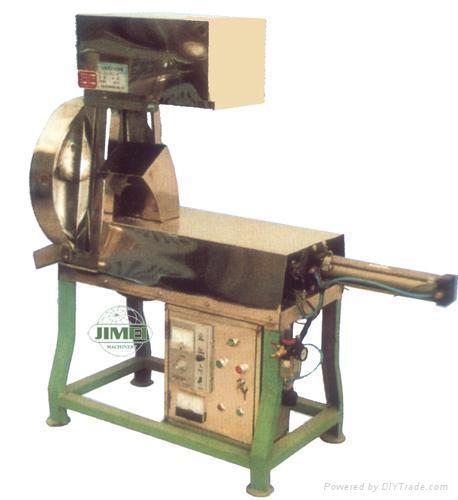 pineapple cutting machine 1