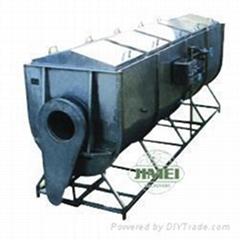 Spiral  boiling machine