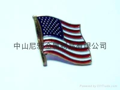 flag lapel pin badge 3