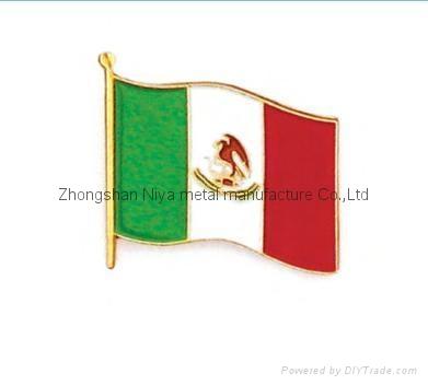 flag lapel pin badge 5