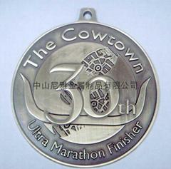 Metal Souvenir Medal