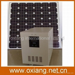 OX-SP080A Home solar power generator system