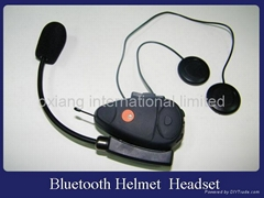 BLUETOOTH HELMET HEADSET