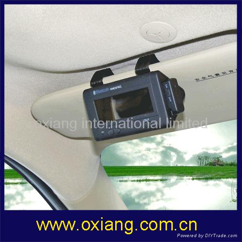 Bluetooth handsfree car kit 1