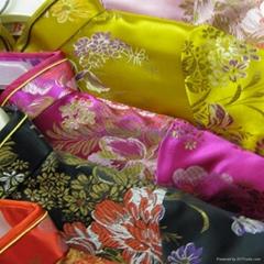 富贵牡丹公主儿童旗袍