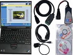 Lexia-3 Citroen Peugeot Diagnostic Tool