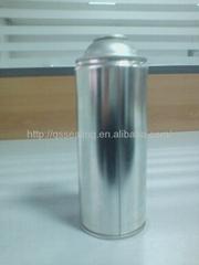 High qulity empty plain aerosol can