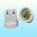 Best price Edison screw shell porcelain lampholder F519