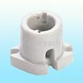 Popular !!! Electrical porcelain lampholder B22 1