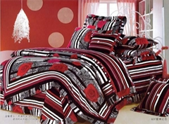 REACTIVE PROCESS PRINTING BED SHEET SETS