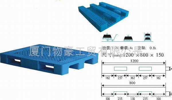 龙岩塑料托盘 5