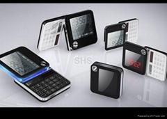 touch-screen calculator