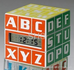 magic cube rotation calendar