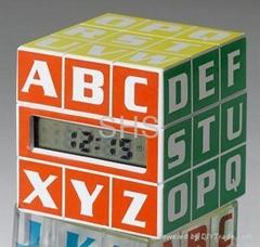 magic cube rotation calendar