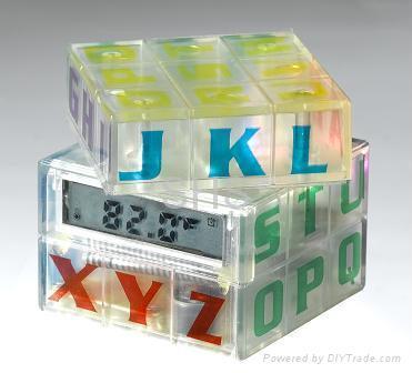 magic cube rotation calendar 2