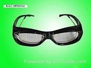 圆偏光3D眼镜