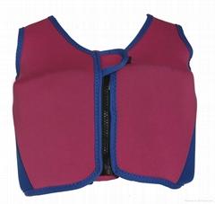 kid's swim suit life vest life guard float vest life jacket swimwear