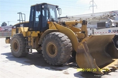 Cat wheel loader 966G
