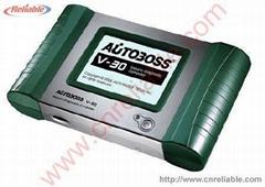 Autoboss V30  auto scanners with Printer,autoboss auto scanner , pc-max