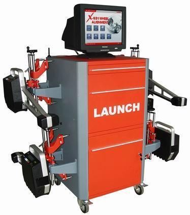 Launch X-631 wheel aligner ,4 wheel aligner ,laser wheel aligenmentr 1
