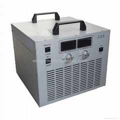 8kW portable battery charger