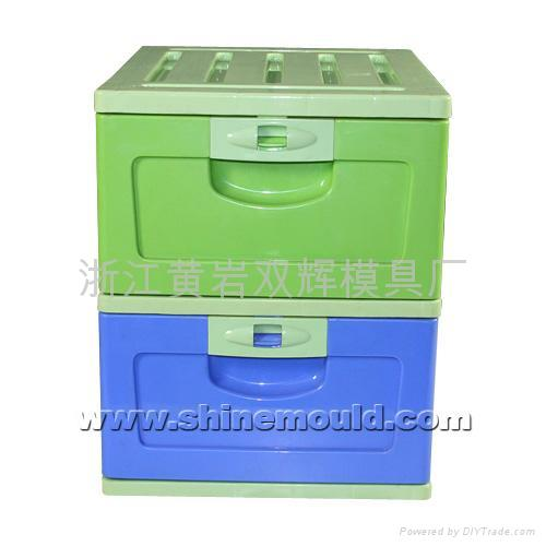 塑料箱模具 3