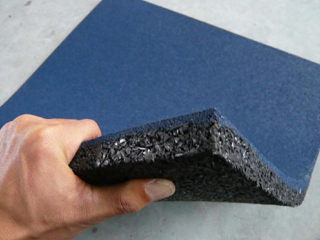 commercial industrial rubber flooring