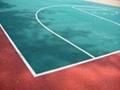 Outdoor Interlocking  Sport Flooring