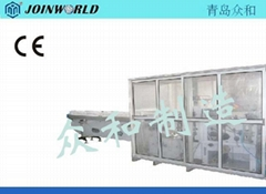 baby diapers package machine