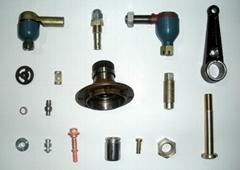 非标准螺栓和拉杆球头