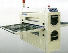 智能卡印刷前靜電除塵機