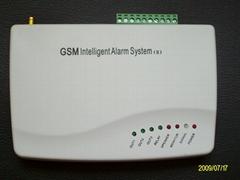 gsm防盗报警主机器