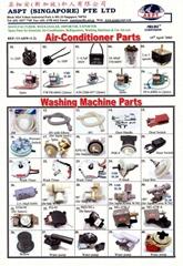 Parts & Accessories for Washing Machine