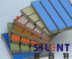 赛音特木质装饰吸音板
