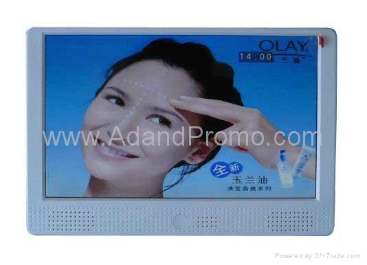 10 inch LCD advertising player 1