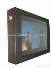 LCD advertising monitors for POS promotion