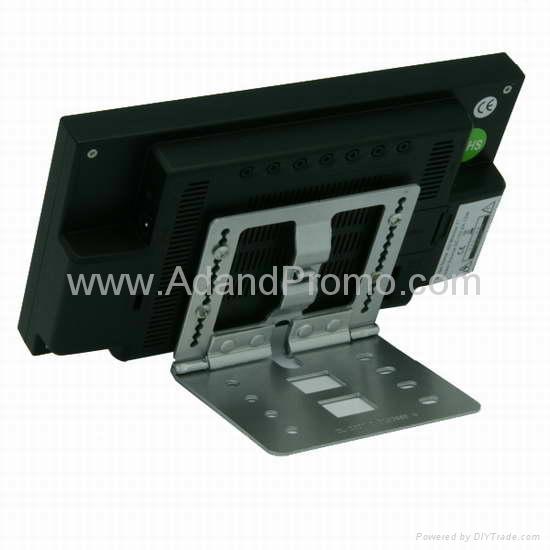 7 inch LCD advertising player 3