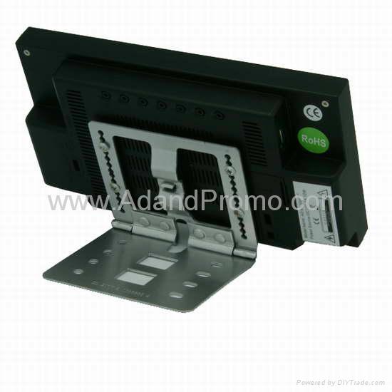 7 inch LCD advertising player 4