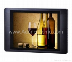 15 inch LCD advertising display