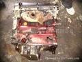 紳寶9000CD發動機汽車配件