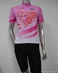 female cycling apparel