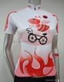 female cycling kit,women's bike clothes 2