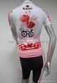 female cycling kit,women's bike clothes 3