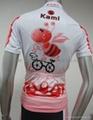 female cycling kit,women's bike clothes 5