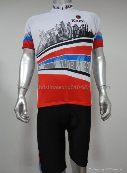 sublimation cycling shirt,bike kit 1