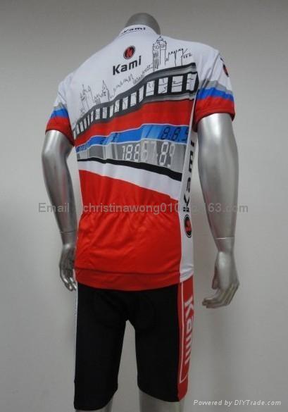 sublimation cycling shirt,bike kit 2