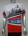 sublimation cycling shirt,bike kit 3